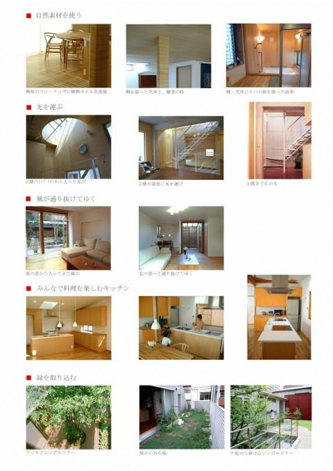 私が今まで設計した住宅の作品集です。
