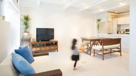 横浜関内 ≪0~3才児の≫パパとママのためのリノベーション超基礎セミナー