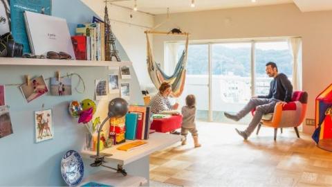 1/7in横浜港北ニュータウン ≪0~3才児の≫パパとママのためのリノベーション超基礎セミナー