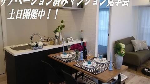 D-LINE『中央区日本橋』リノベーション 見学会