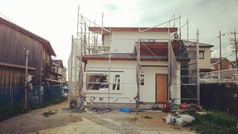 愛知県幸田町:新築戸建オープンハウス