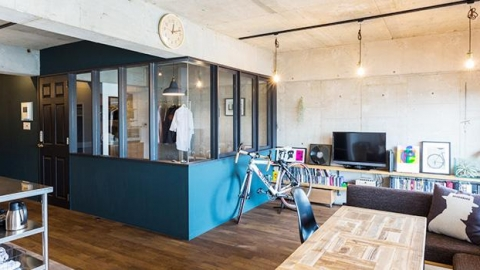 【9/30  in名古屋】「好きな家具・インテリアから考える!リノベーション住まいづくり講座」