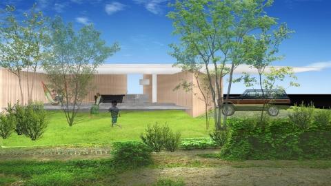 神戸町(岐阜県)の平屋 オープンハウスのご案内