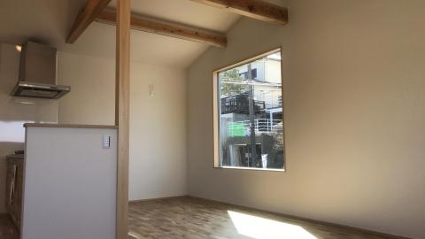 NAJIMI第3弾!注文住宅専門の設計士がデザイン設計した建売住宅の完成見学会