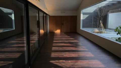 大阪狭山のガレージハウス見学会