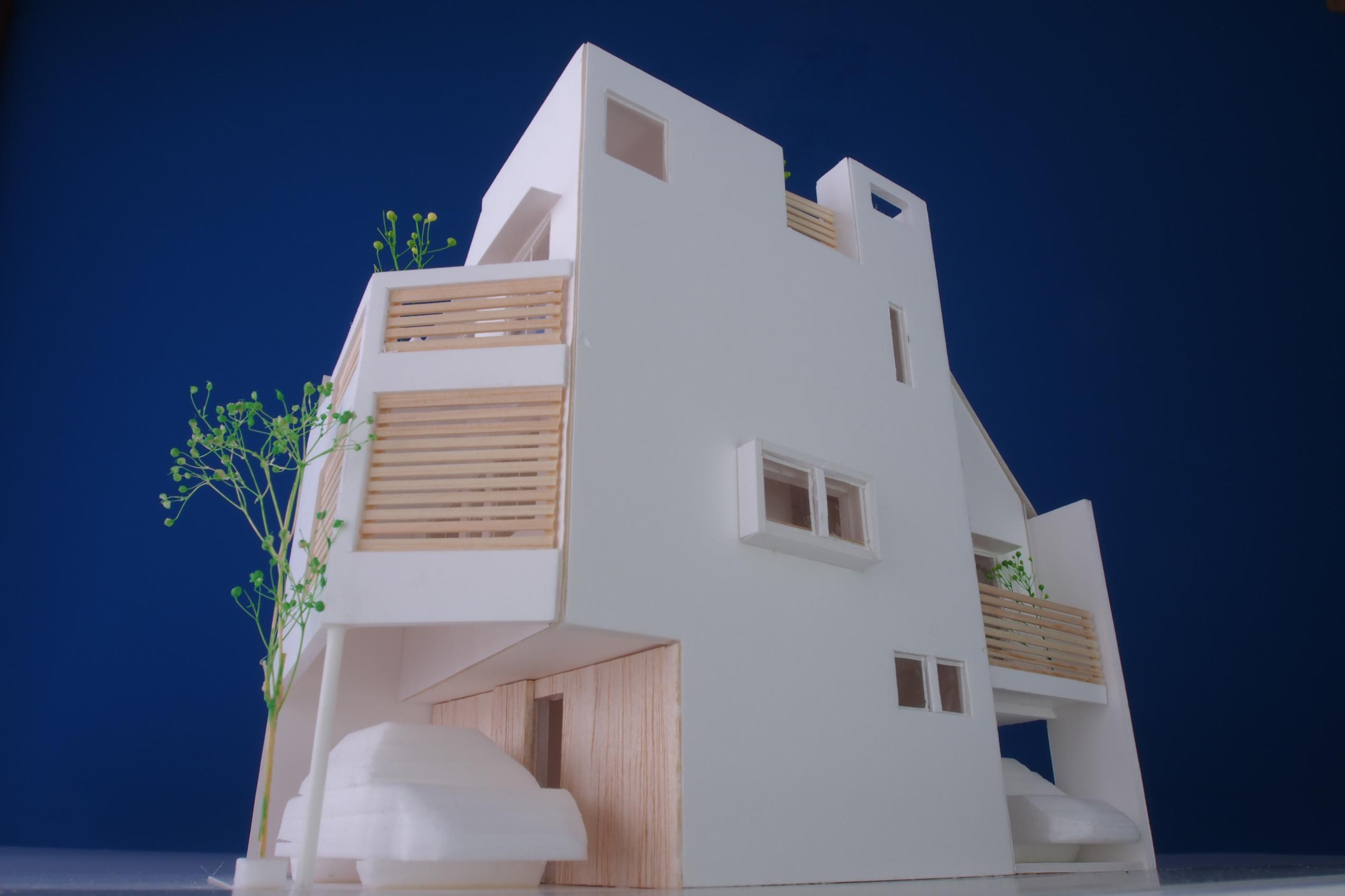 戸越の家 オープンハウス