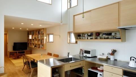 「ゆるやかに暮らす家」Open House開催します