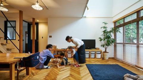 4/12(日)【G-FLAT・1組限定】中古を買って+リノベーション勉強会in神戸元町