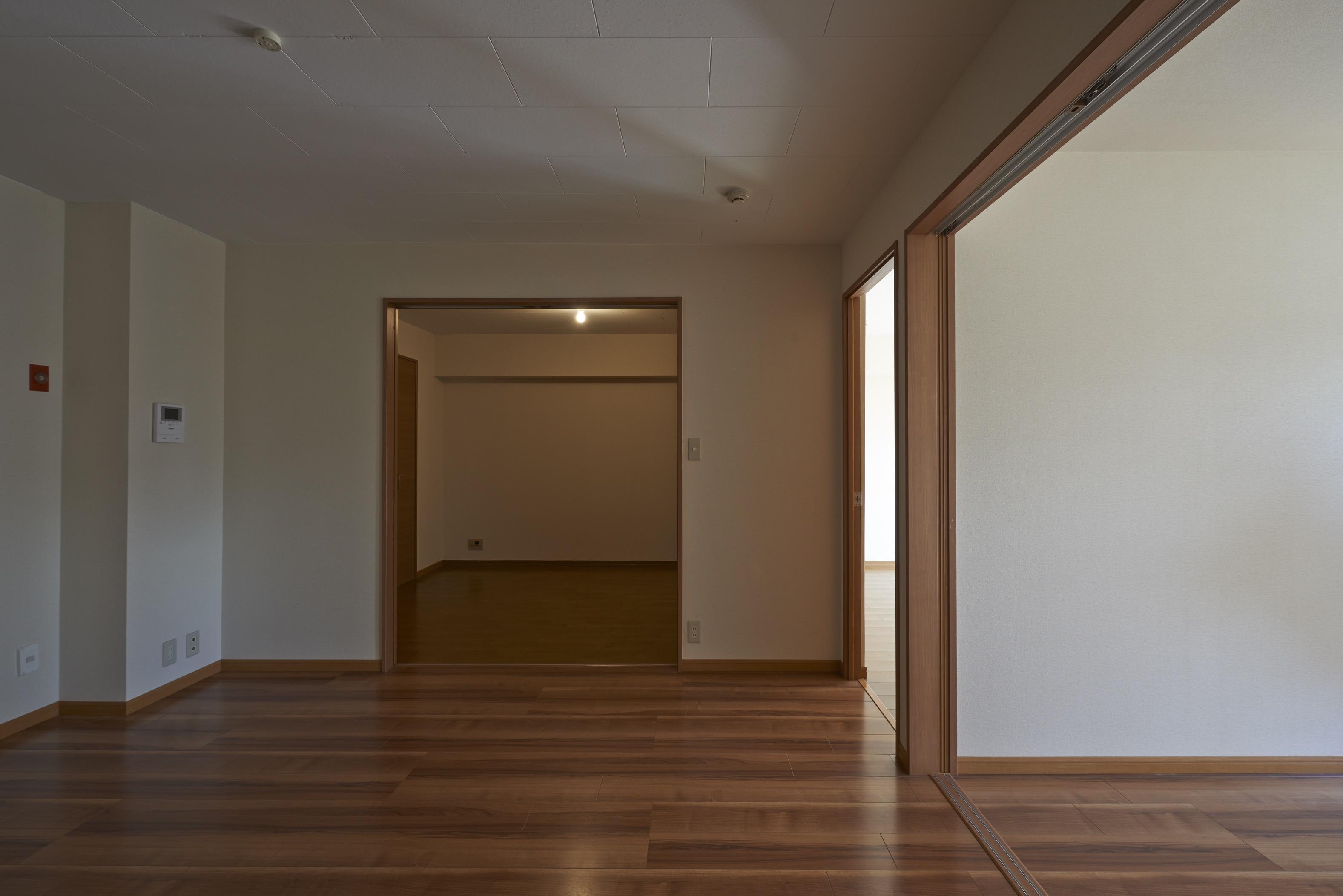 豪徳寺マンション・リノベーションのリノベーション前の写真