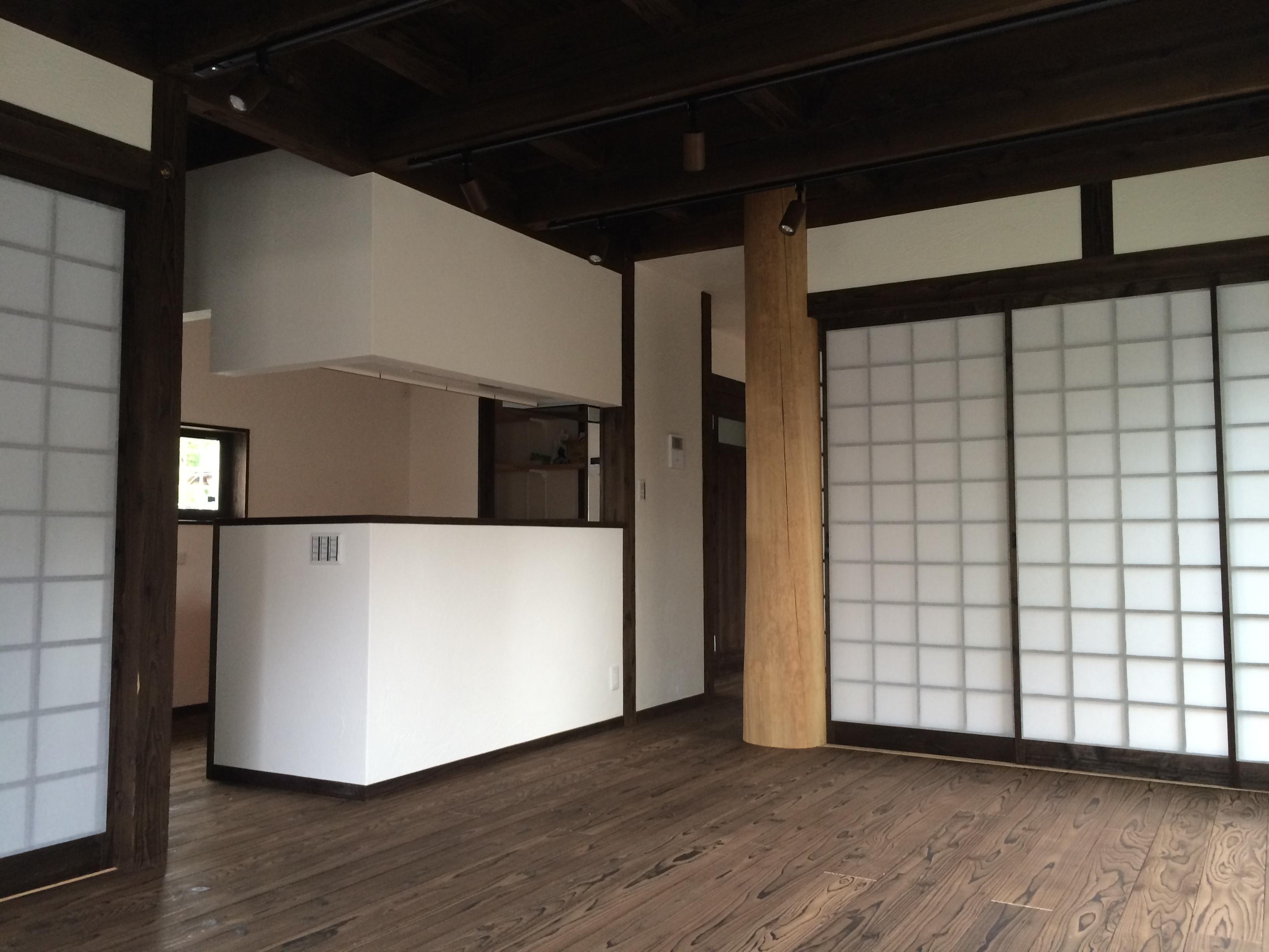 木の家No.34のリノベーション前の写真