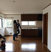 リビングは家族の中心。築17年戸建リノベ 町田市H邸~WRAP!!~のリノベーション前の写真