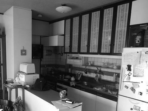 個性的な家具でナチュラルレトロなカフェ空間に!のリノベーション前の写真