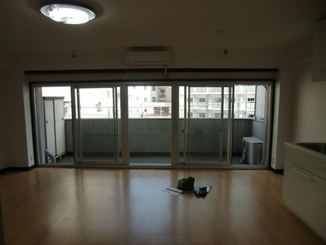 渋谷区 Y邸 ミッドセンチュリーな空間のリノベーション前の写真