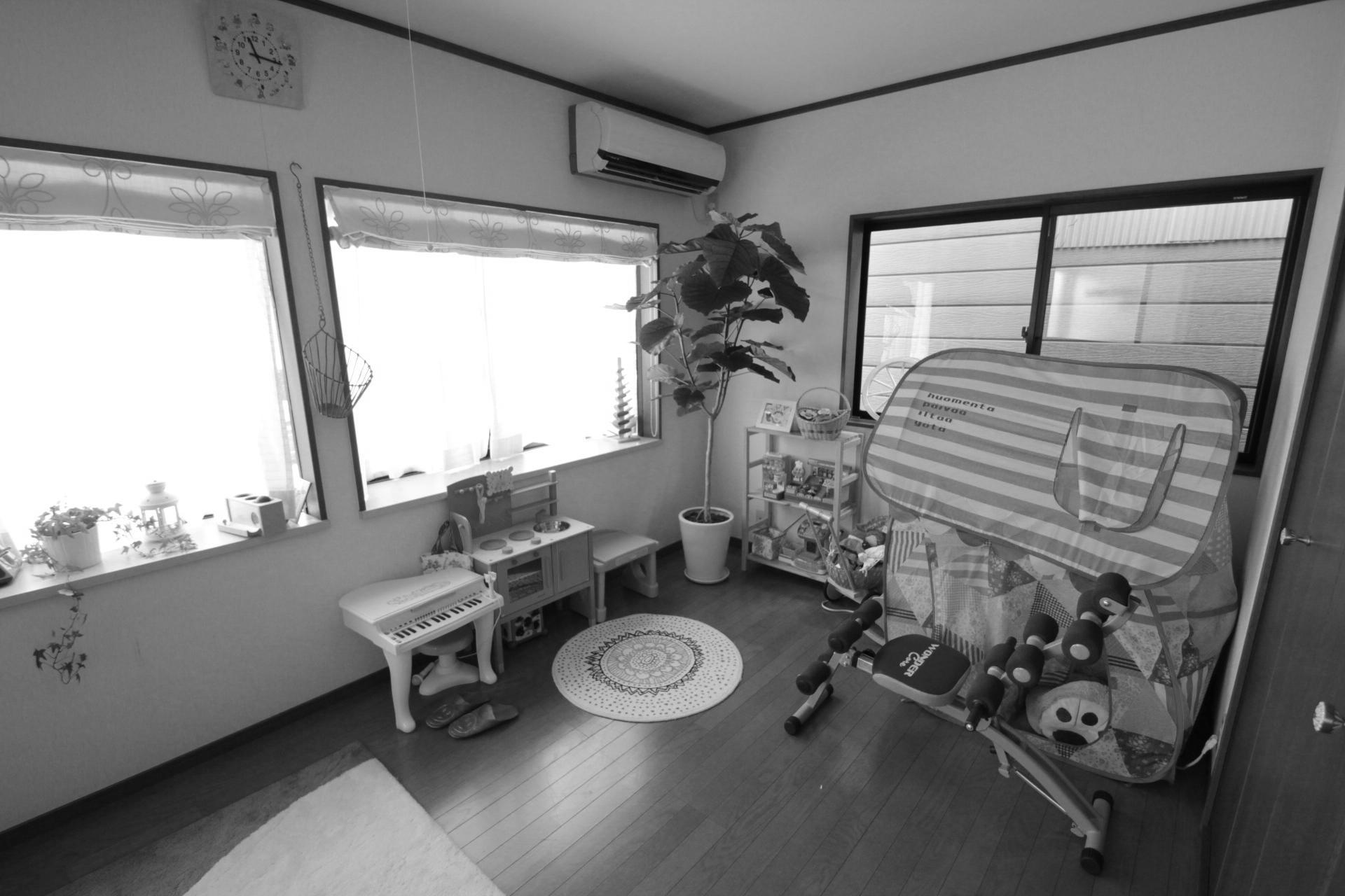 京都市伏見区T邸 インテリアコーディネートのリノベーション前の写真