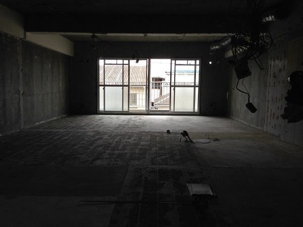 Renovation_Uhのリノベーション前の写真