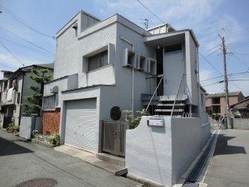 池田の耐震リフォームのリノベーション前の写真