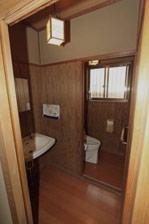 京の奥座敷 M's HOMEのリノベーション前の写真