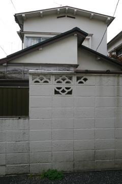 『矢来の家(減築)』過去の記憶や温もりを残す減築リフォームのリノベーション前の写真