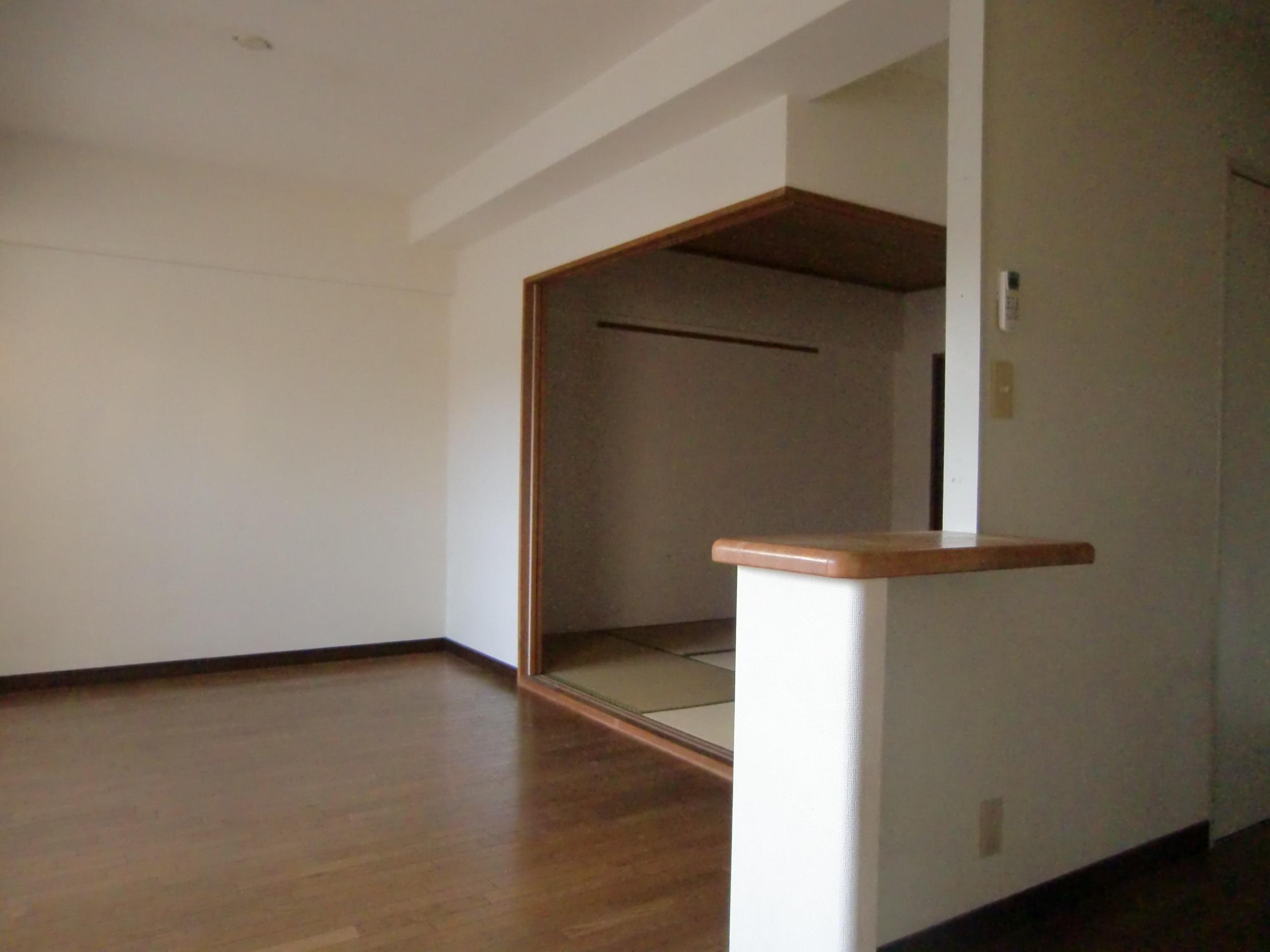 自然素材&室内窓のある暮らし。のリノベーション前の写真