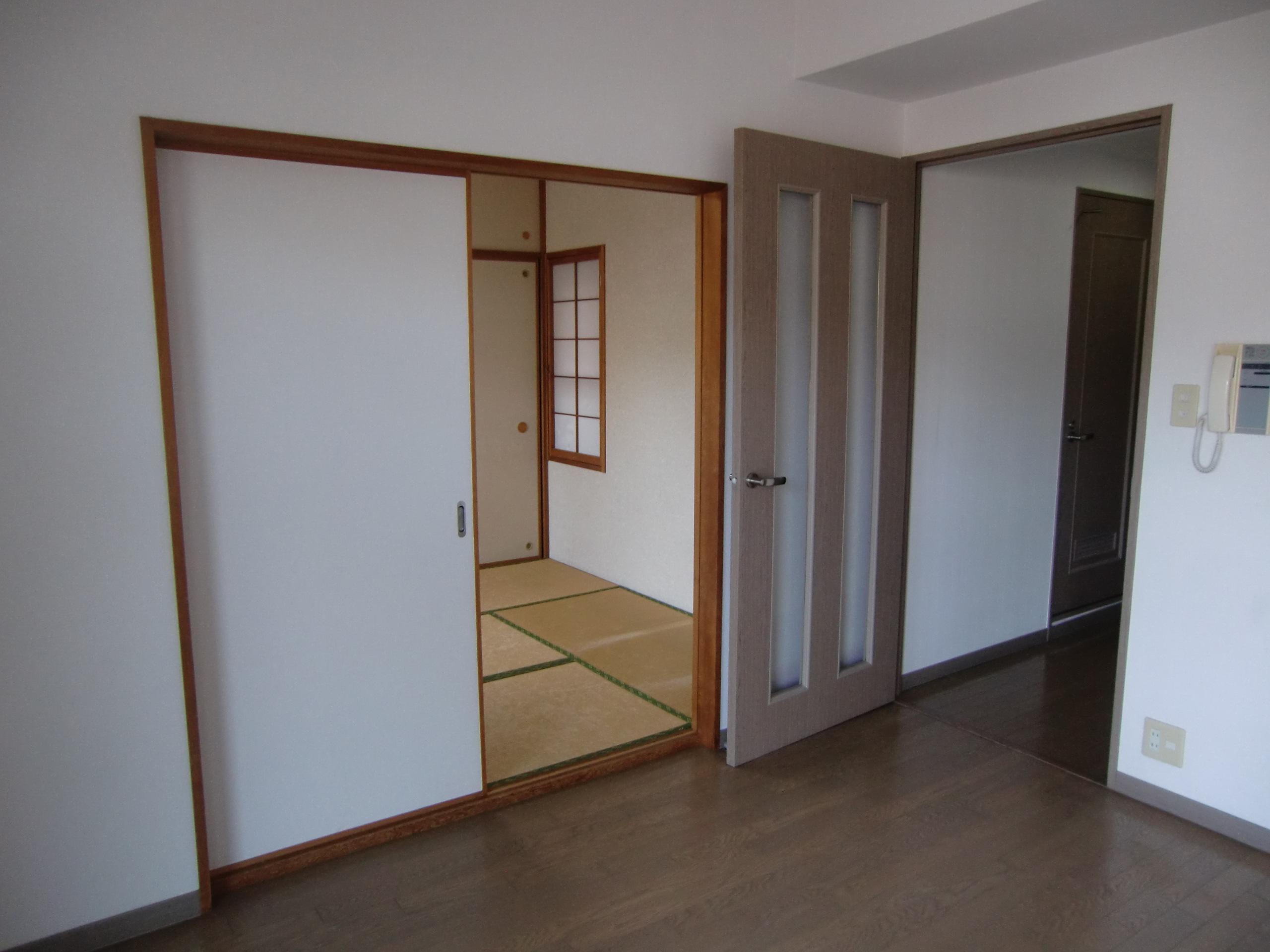 北欧Style+和室=ギャップを楽しむ家。のリノベーション前の写真