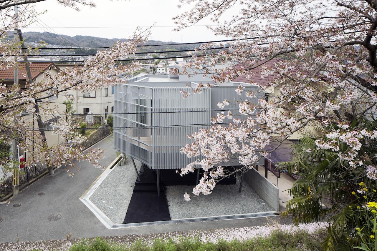 SAKURAの家のパース/模型/CG/スケッチなど