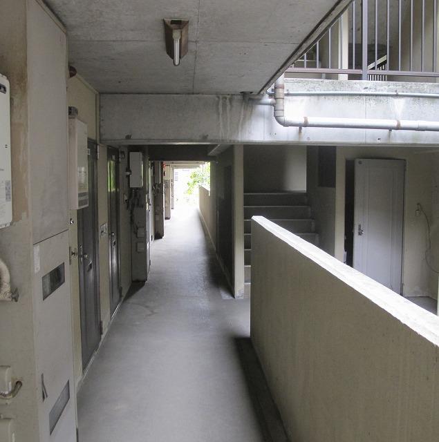 吹田のシェアハウスのリノベーション前の写真