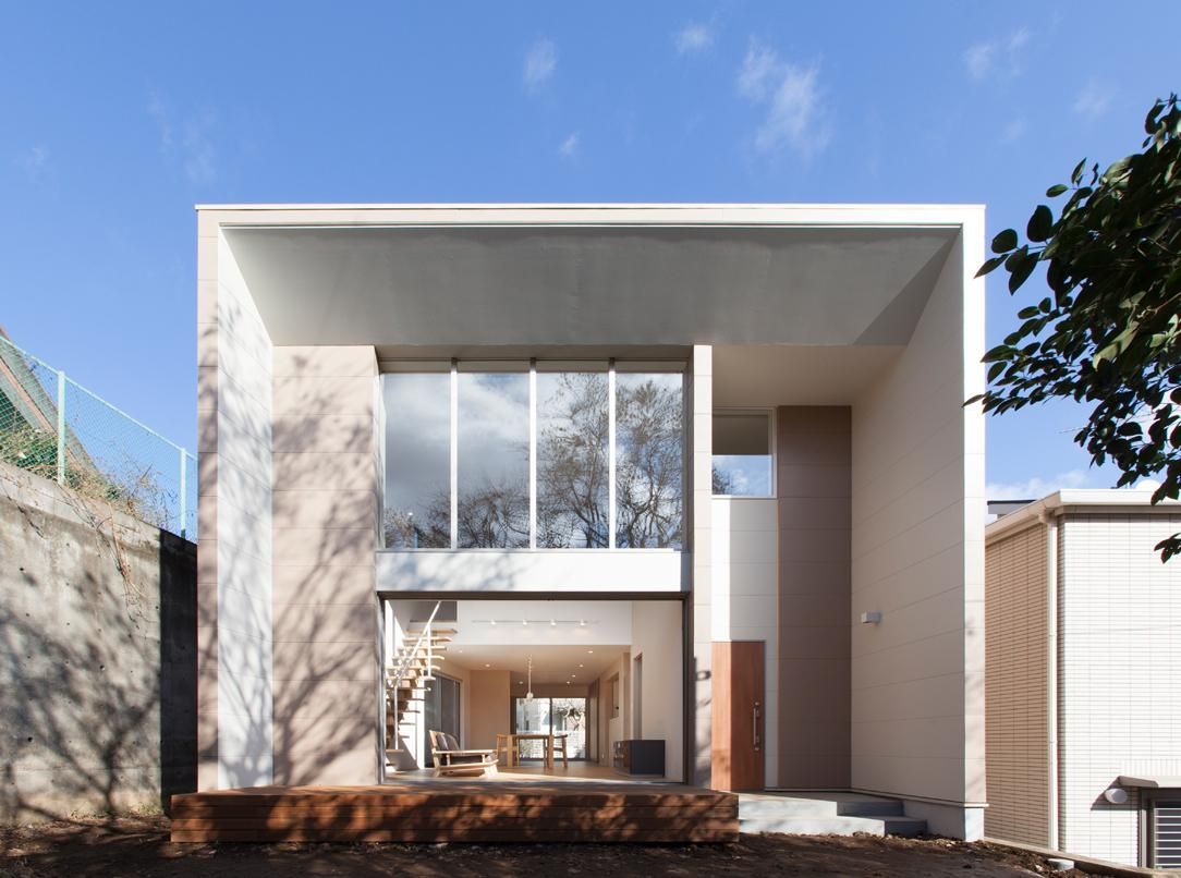 秦野浩司建築設計事務所のカバー画像