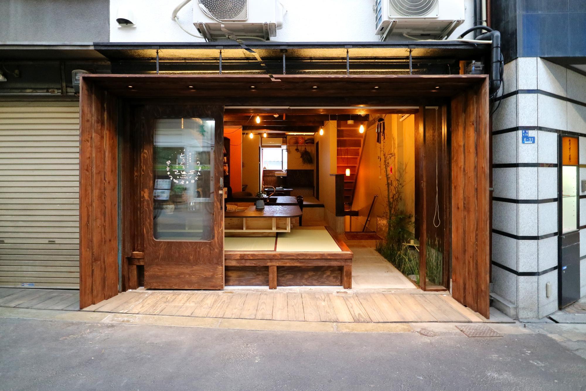 インテリアブックワームカフェ設計事務所