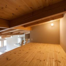 飯島の家 (ロフト空間)