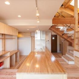 リノベーションの家
