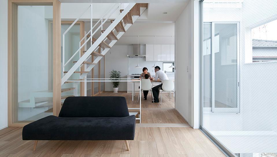 建築家:濱田猛「House K」