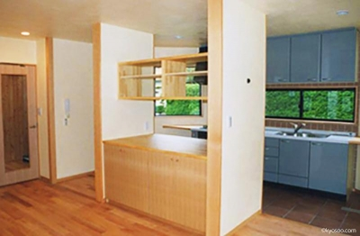 Hu-House (dining room / kitchen)