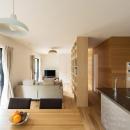 濱田猛の住宅事例「Renovation M」