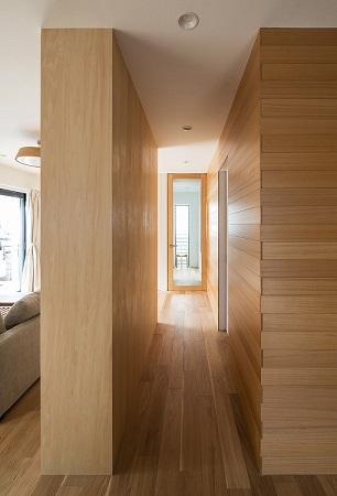 Renovation Mの部屋 繋がる空間