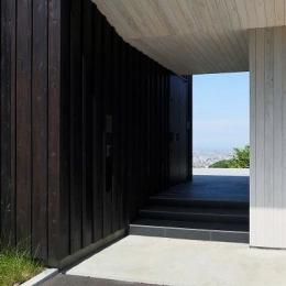 黒い家 (外観2)