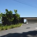 アトリエボンアーキテクツの住宅事例「黒い家」