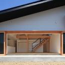 七川 淳の住宅事例「House-S【 ヒトツナガリノイエ 】」