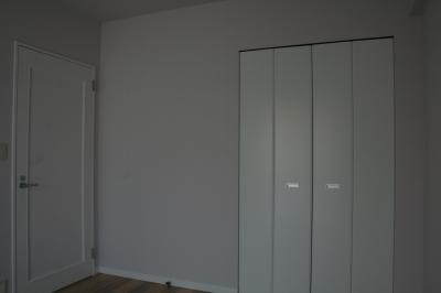 寝室収納 (A邸)