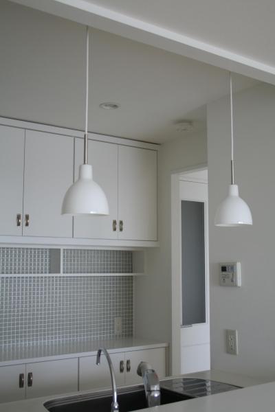 北欧ペンダントライト照明 (A邸)