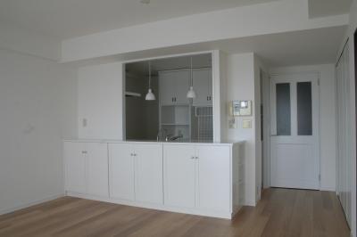 キッチン (A邸)