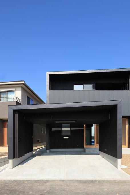 House-SK【 HB 】の部屋 ガレージ