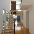 春日琢磨の住宅事例「岩国の家」