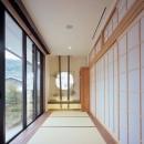 春日琢磨の住宅事例「東広島の家」