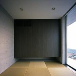 古田台の家 (和モダンな和室)