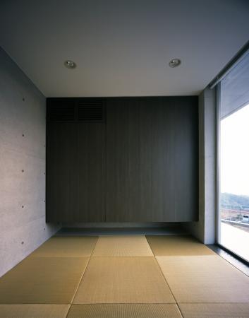 古田台の家の部屋 和モダンな和室