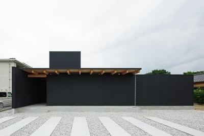 上野の家 (外観)