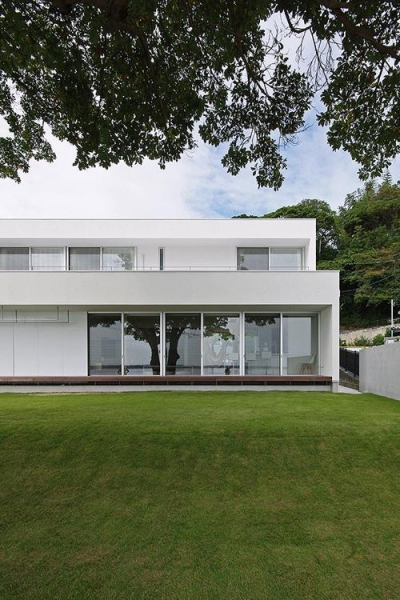 浜松の家 (外観)