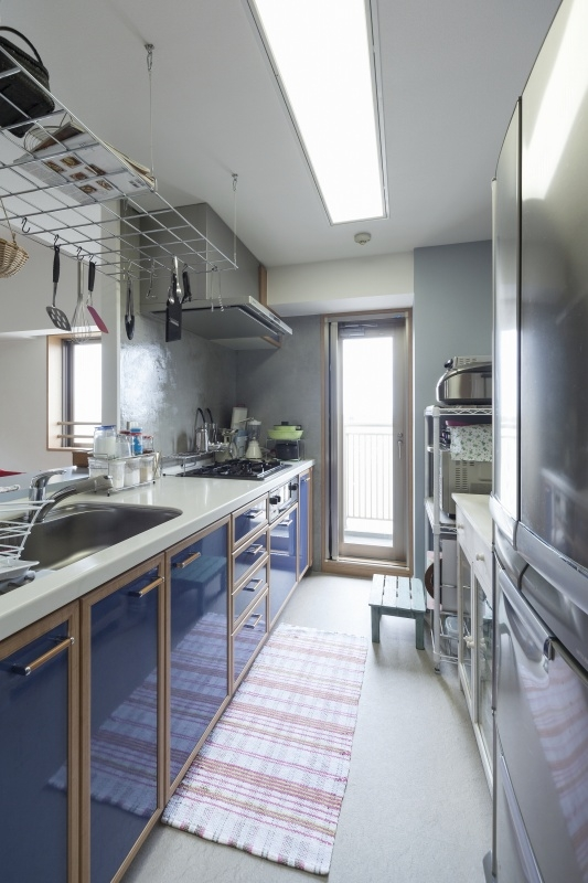 No.70 30代/4人暮らしの部屋 キッチン1