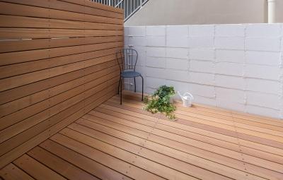 シンプルなワンルームマンション (Dias #102|大きなカウンターのある賃貸マンションリノベーション【大阪市東住吉区】)