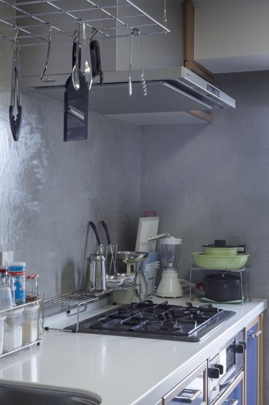 No.70 30代/4人暮らしの部屋 キッチン2